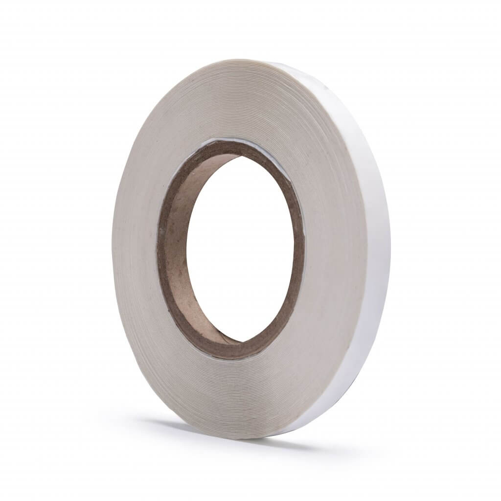 white plain paper tape